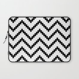 Tribal Chevron W&B Laptop Sleeve