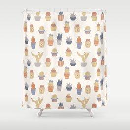 Prickly Pear (Vista) Shower Curtain