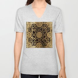 Lament Configuration Side D Unisex V-Neck