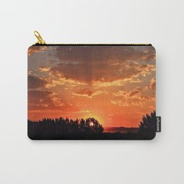 Idaho Sunset Carry-All Pouch