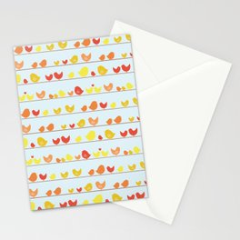Some Little Birds Stationery Cards
