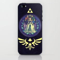 Zelda: Princess of Destiny iPhone & iPod Skin