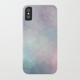 Dreaming in Pastels iPhone Case
