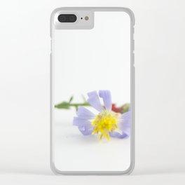 LAST FRIEND Clear iPhone Case
