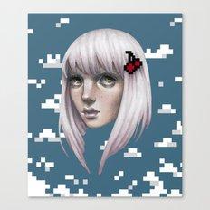 Bitty Canvas Print