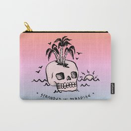STRANDED IN PARADISE Carry-All Pouch