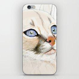 Little Caracal iPhone Skin