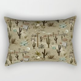 Snakebite Ranch Rectangular Pillow