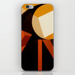 Jaburu (Jabiru) iPhone Skin