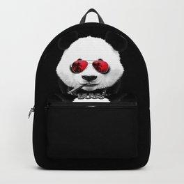 Panda Black Boss Backpack