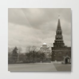 Cathedral view from Kremlin  Metal Print