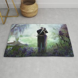 In your arms Rug