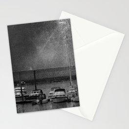Harbour of Neuharlingersiel lower saxony Germany Stationery Cards
