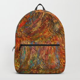 When love is painting... Backpack
