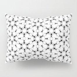 Ant Lace Pillow Sham