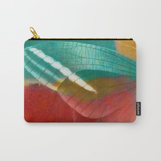 Moths 3 Carry-All Pouch