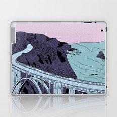 Bixby Creek Bridge Laptop & iPad Skin