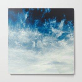 Thunderous Skies Metal Print