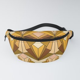 Art Deco meets the 70s Fanny Pack
