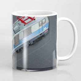 Electric locomotive Coffee Mug