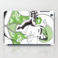 boyfriend iPad Cases featuring Cartoon Boyfriend© : Hideo by hairpik