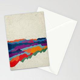 Landscape on Mars Stationery Cards