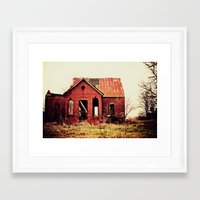 stay gold Framed Art Prints featuring Stay Gold by Jo Bekah Photography