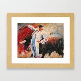 2010 Toro Acrylics 04 Framed Art Print