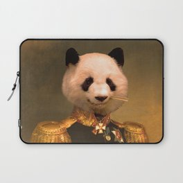Panda Bear General | Cute Kawaii Laptop Sleeve