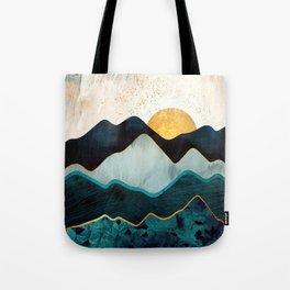 Glacial Hills Tote Bag