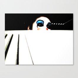 Sneak 2006 Canvas Print