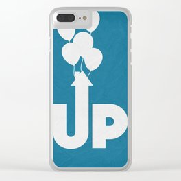 Up 01 Clear iPhone Case