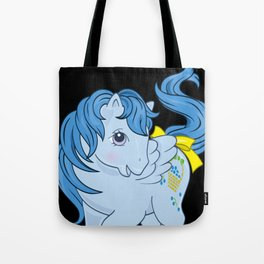 g1 my little pony Blueberry Baskets Tote Bag