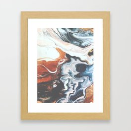 Move with me Framed Art Print