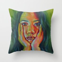 If only Throw Pillow