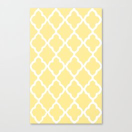 White Rombs #15 The best wallpaper Canvas Print