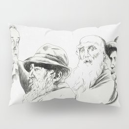 Impression Pillow Sham