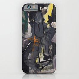 Franz Kline Untitled  iPhone Case