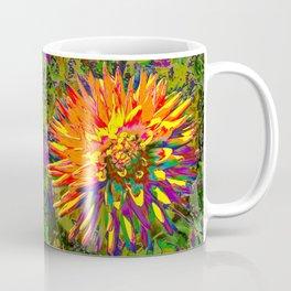 Extreme Dahlia Coffee Mug