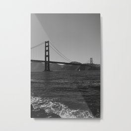 Golden Gate Bridge III Metal Print