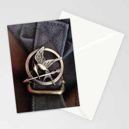 Mockingjay Stationery Cards