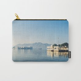 Pichola lake in Udaipur Carry-All Pouch