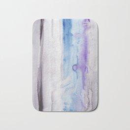 6    190907   Watercolor Abstract Painting Bath Mat