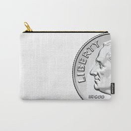 Franklin Delano Roosevelt Carry-All Pouch