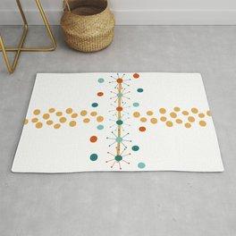 Mid-Century Modern Art | Atomic StarDots 1.0 TP Rug