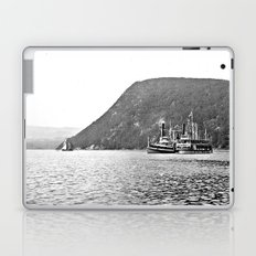 19th Century Steamboats, Anthony's Nose, Lake George Laptop & iPad Skin
