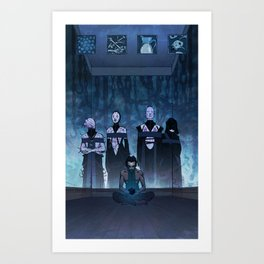 The Hellbound Heart Art Print