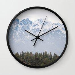 Remarkables Wall Clock