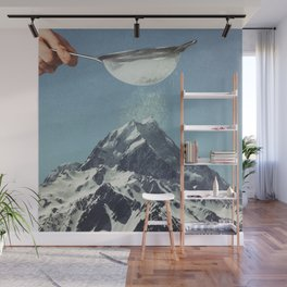 Sifted Summit II Wall Mural