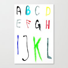 A.T.O.L Canvas Print